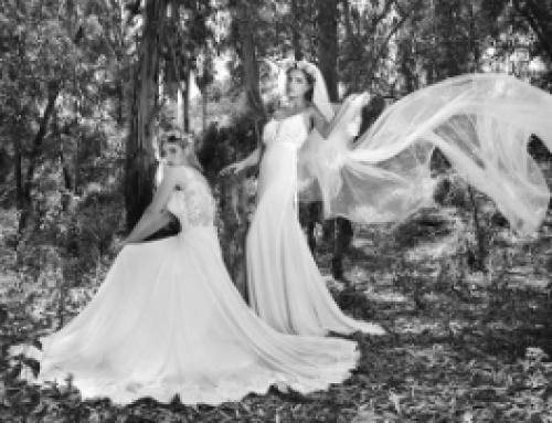 לקראת קולקציית שמלות כלה וערב 2015