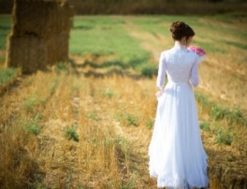 המדריך לבחירת שמלת כלה צנועה